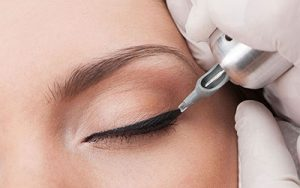 eye-liner Permanent Makeup